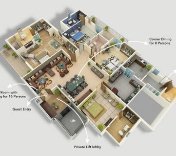 Small-One-Bedroom-House-Plans