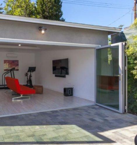 garage converted to ADU