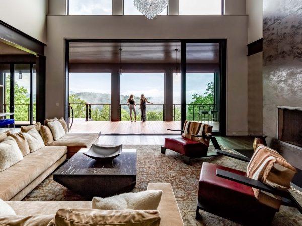 west hills luxury home